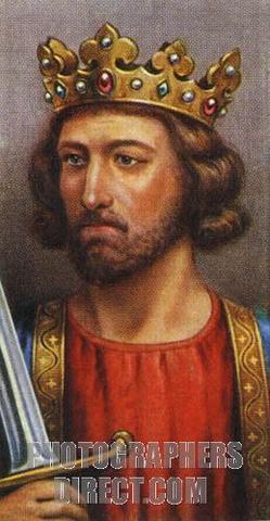 Edward I becomes King.