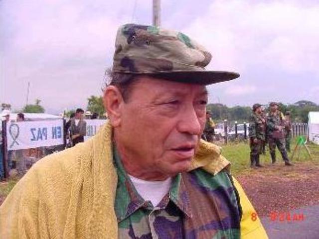 """Manuel Marulanda Velez - Alias """"Tirofijo"""""""