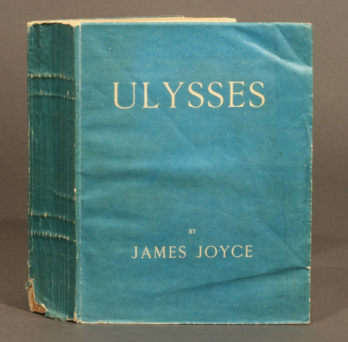 Completed Deconstruction of Joyce's Ulysses *