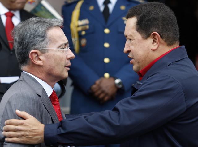 Ruptura de relaciones entre Colombia y Venezuela