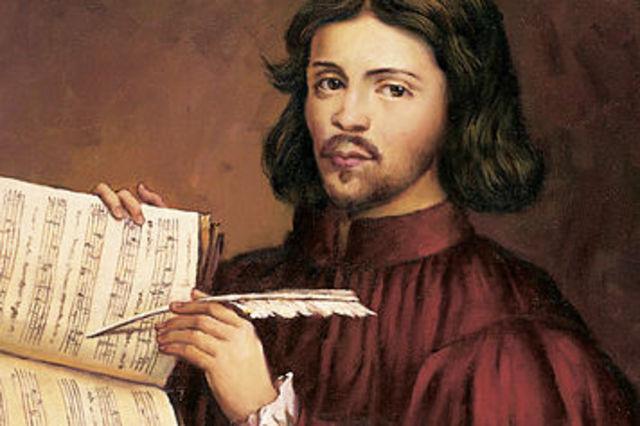 Thomas Tallis published English cathedral music