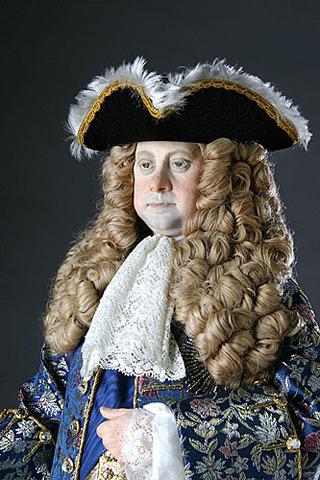 George I became king.