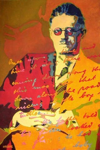 James Joyce published Ulysses.