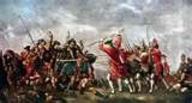 Last Jacobite rebellion in Scotland occured.