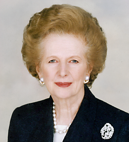 Margaret Thatcher became the first woman prime minister.