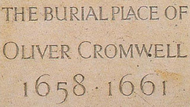 Oliver Cromwell died.