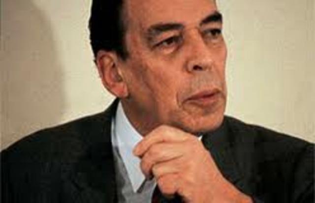 Ex candidato, conservador y ex designado, Álvaro Gómez Hurtado,