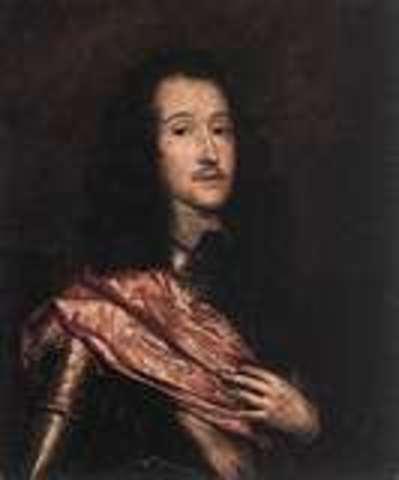 Richard Lovelace published Lucasta.