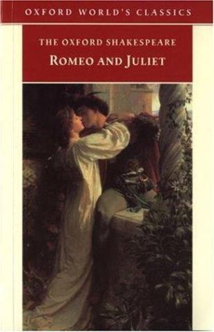 Shakespeare wrote Romeo and Juliet.