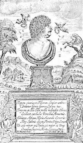 Robert Herrick published Hesperides.