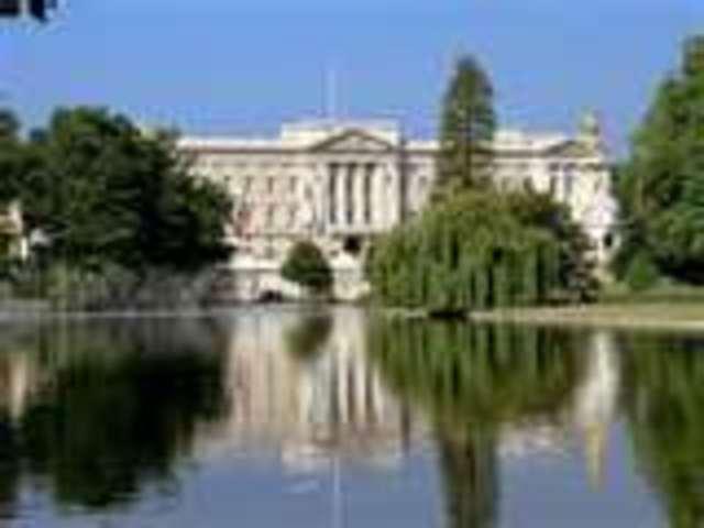 John Nash began the rebuilding of Buckingham Palace.