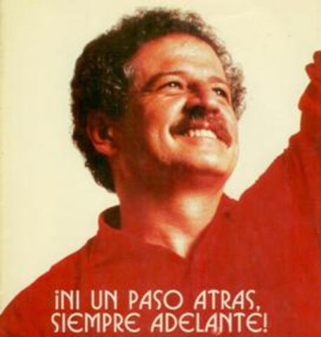 Asesianto de Luis Carlos Galán