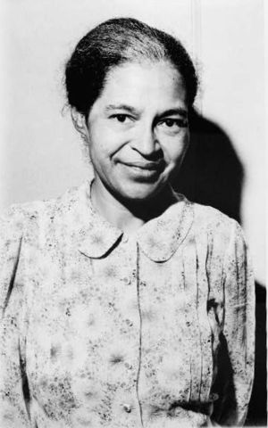 Images Of Rosa Parks Parents