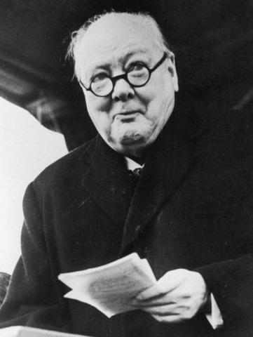 William Churchill became Prime Minister.