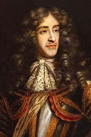 James II became king.