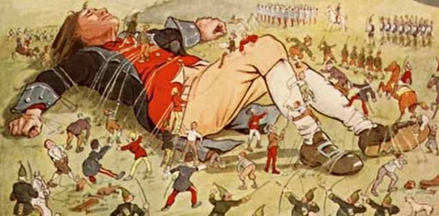 Jonathan Swift published Gulliver's Travels.