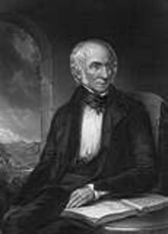 William Wordsworth became poet laureate.