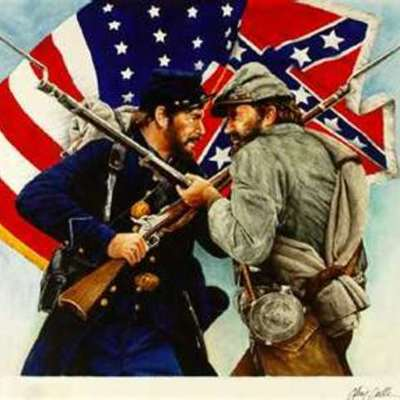 The U.S.A. Civil War timeline