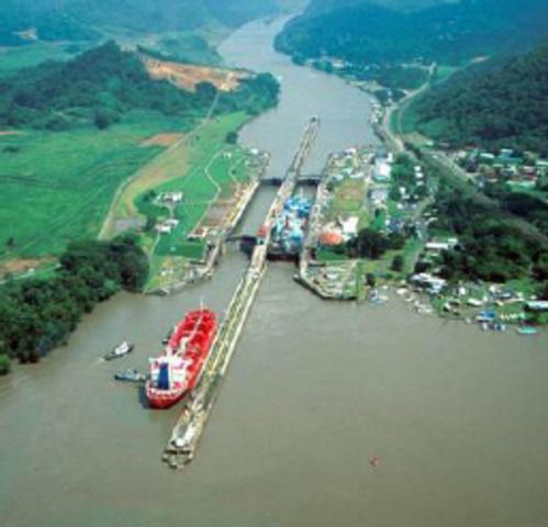 Perdida del Canal de Panama