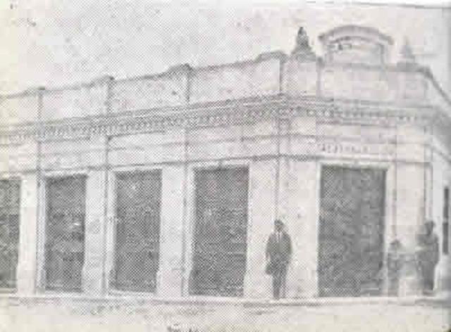 Creación Banco Nacional