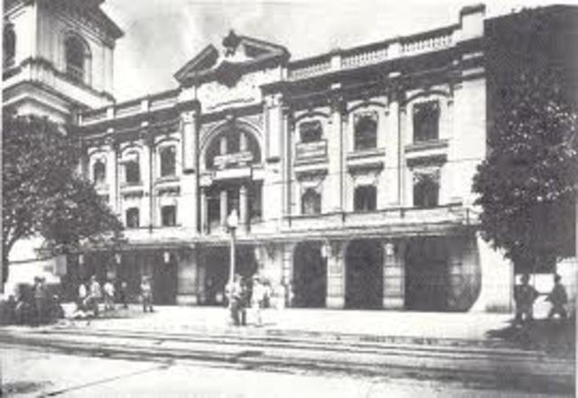 Creación Banco de la República