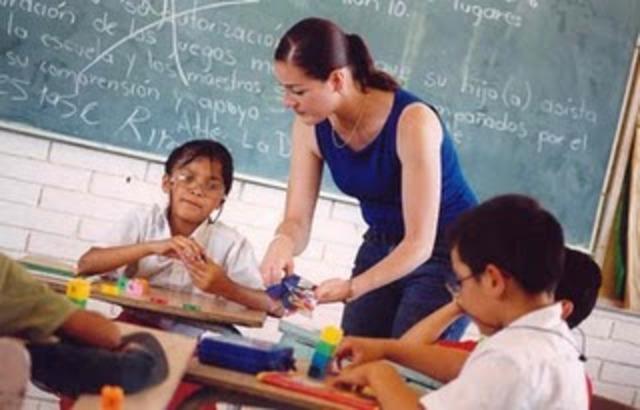 Se decreta la libertad de enseñansa...