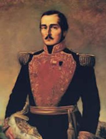 presidencia de Francisco de Paula Santander
