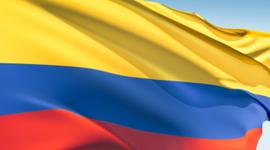 Evolución Política del Estado Colombiano. timeline