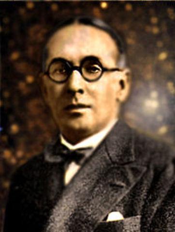 Nombramiento de Alfonso López Pumarejo