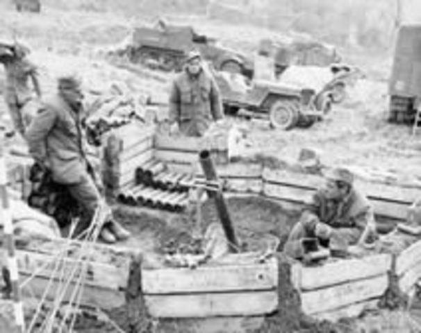 Canada enters the Korean War