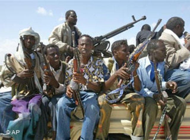 Canadian Peacekeepers in Somalia