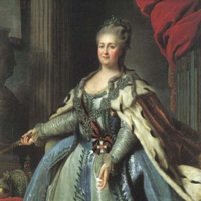 The Life of Catherine the Great timeline