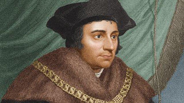 Thomas More executed