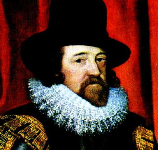 """Sir Francis Bacon publishes """"The New Atlantis"""""""