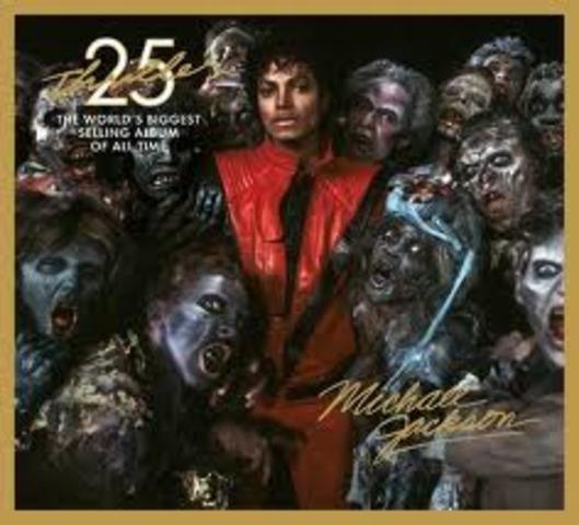 """""""Thriller"""" by Micheal Jackson"""