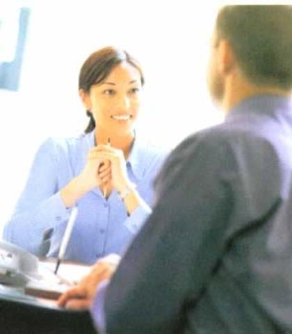 Início das entrevistas com o setor empresarial