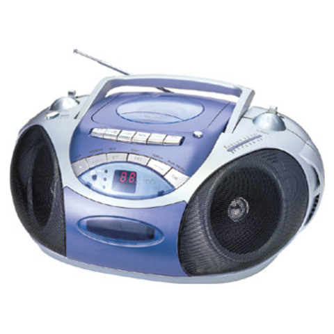 Radio-CD digital