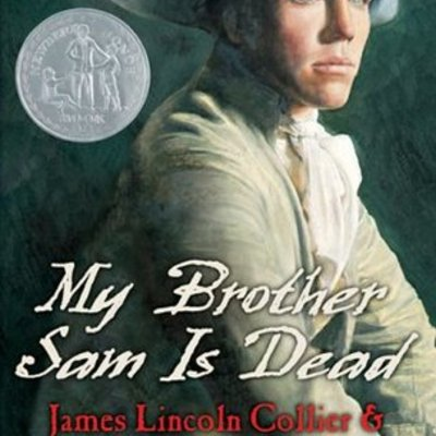 My Brother Sam Is Dead by Jamie Schoemaker timeline