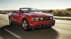Ford Mustang throughout the years timeline