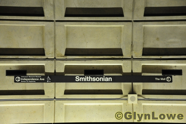 Smithonian Metro Station