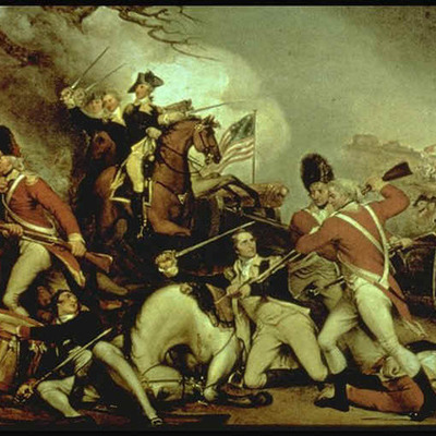 The American Revolution (Phase One) timeline