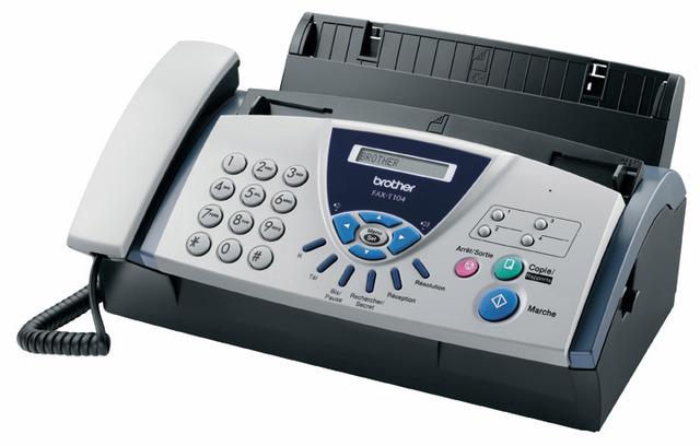 Comienzo a utilizar el fax