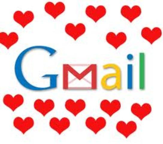 Creación de cuenta gmail