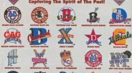 History of Segregation and the Negro Leagues timeline