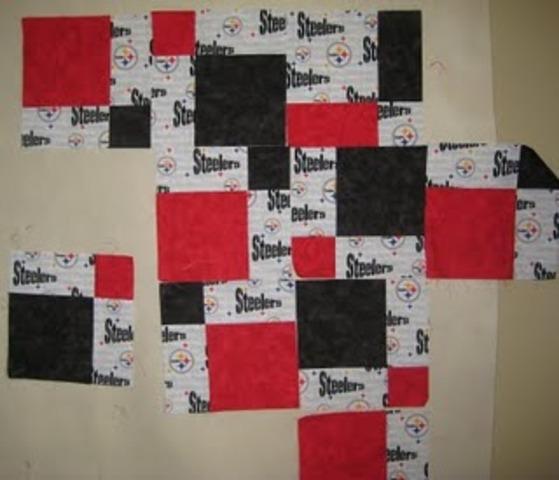 Steeler's Quilt