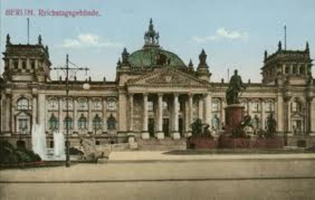 Entorno Político - Constitucion de Weimar