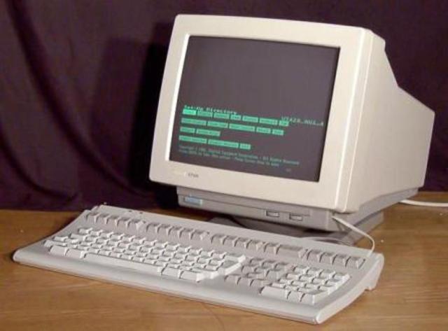 Ordenador de los 90