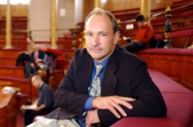 Tim Berners Lee - developed HTML