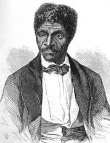 The Outcome of the Dred Scott Case