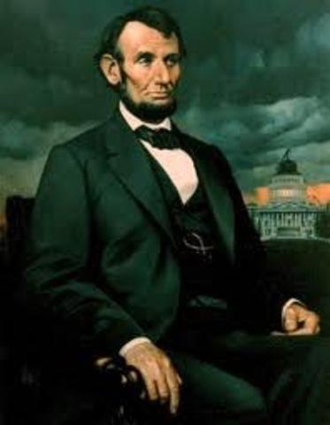 Abraham Licoln as President